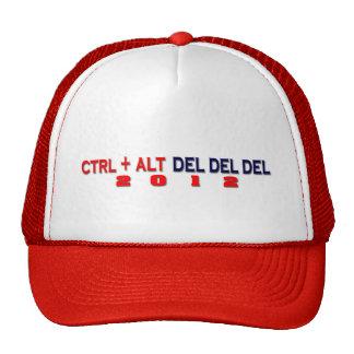 Restart America 2012 Trucker Hats