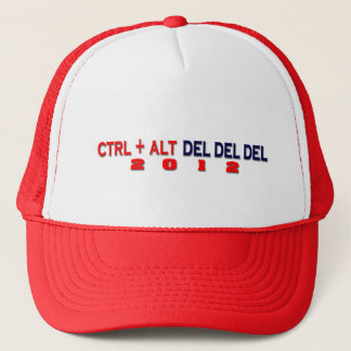 Restart America 2012 Trucker Hat