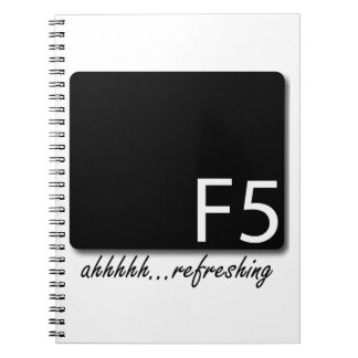 Restauración F5 Cuaderno