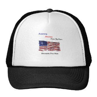 Restaurando América - la república Gorras