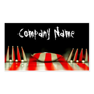 Restaurant Double-Sided Standard Business Cards (Pack Of 100)