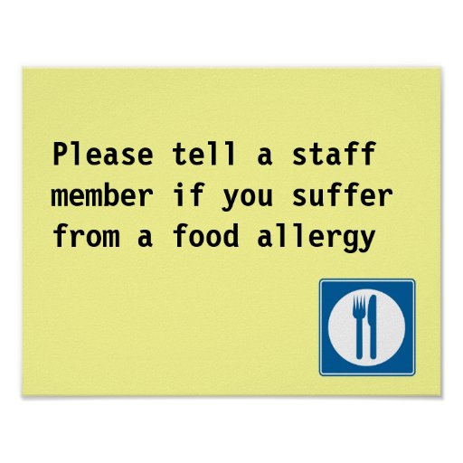 Food Safety Posters For Restaurants