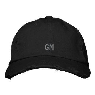 RESTAURANT GENERAL MANAGER EMBROIDERED BASEBALL CAP
