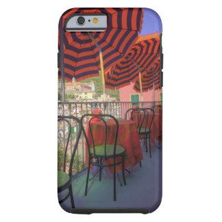 Restaurant in hillside town of Vernazza, Cinque iPhone 6 Case