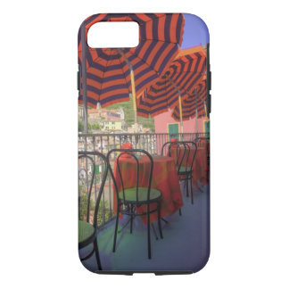 Restaurant in hillside town of Vernazza, Cinque iPhone 8/7 Case