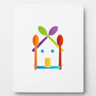 restaurant or a cafe plaque