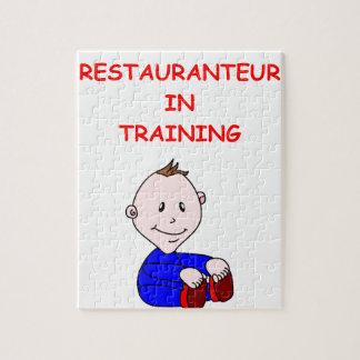 restaurant jigsaw puzzle