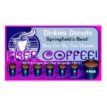 Restaurant Supplies FREE Coffee Club Card 3