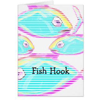 Restaurant supplies Seafood Greeting Card