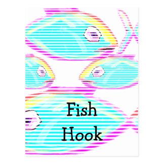 Restaurant supplies Seafood Postcard