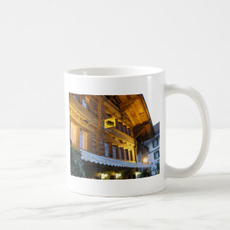 Restaurant, Unterseen, Interlaken Coffee Mug