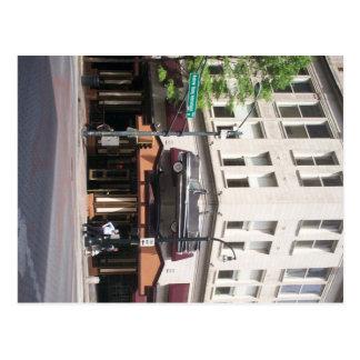 Restaurante de Atlanta Postales