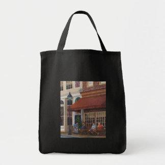 Restaurante de la esquina bolsas