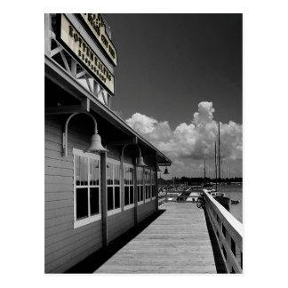 Restaurante de los mariscos de Rafael putrefacto Postales