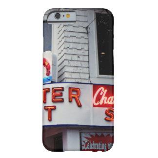 restaurante de los mariscos y de los filetes funda para iPhone 6 barely there
