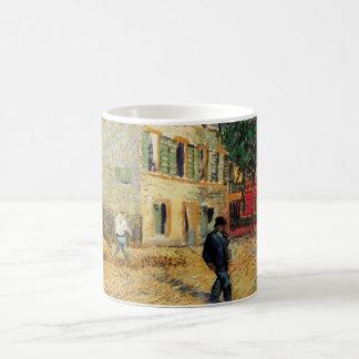 Restaurante de Van Gogh Rispal en Asnieres Taza De Café