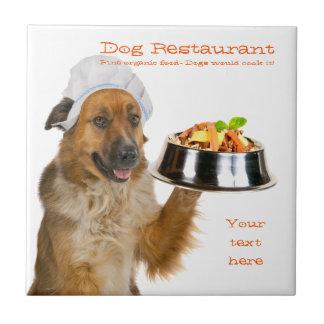 Restaurante del perro tejas