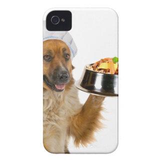 Restaurante del perro Case-Mate iPhone 4 carcasas