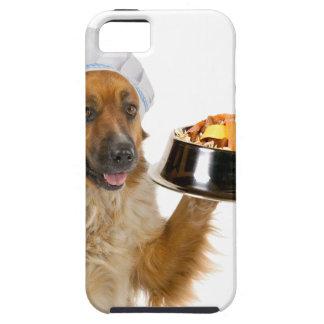 Restaurante del perro iPhone 5 carcasas