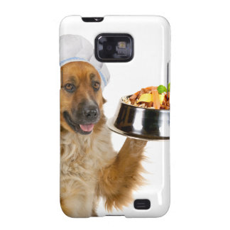 Restaurante del perro galaxy SII fundas