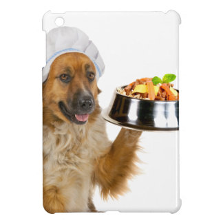 Restaurante del perro iPad mini cárcasa