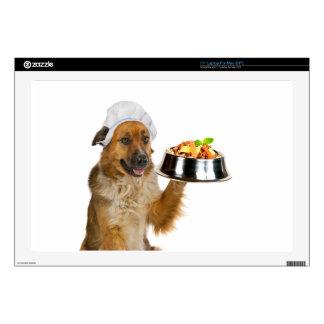 Restaurante del perro calcomanías para 43,2cm portátiles