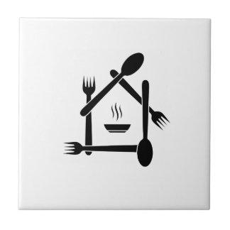 Restaurante diseñado con las bifurcaciones y las c teja