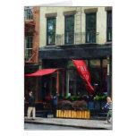 Restaurante en Chelsea Felicitaciones