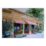 Restaurante Napa Valley de Jeanty de los bistros Tarjeton