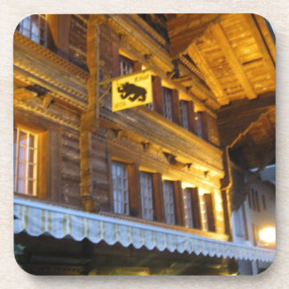 Restaurante, Unterseen, Interlaken Posavasos De Bebida