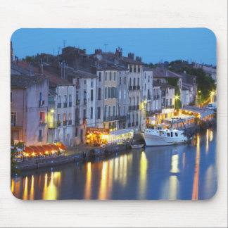 Restaurants along the l'Herault river. L'Herault 2 Mouse Pad