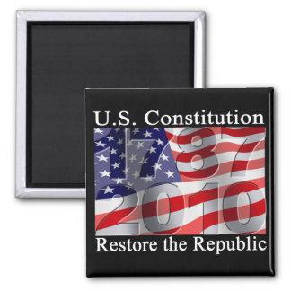 Restaure el imán de la república