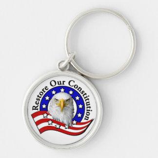 Restaure nuestro llavero de la constitución