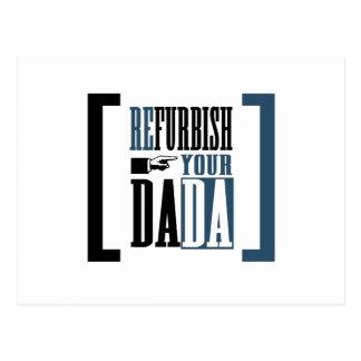 Restaure su Dada Postales