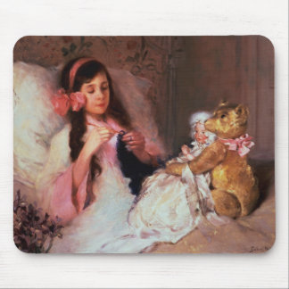 Restful Company Mouse Pad