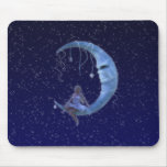 Restful Moon Mousepads