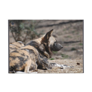 Resting African Wild Dogs Cover For iPad Mini