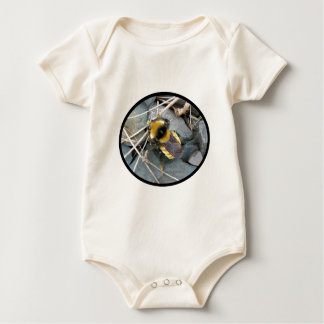 Resting Bee Baby Clothes Baby Bodysuit