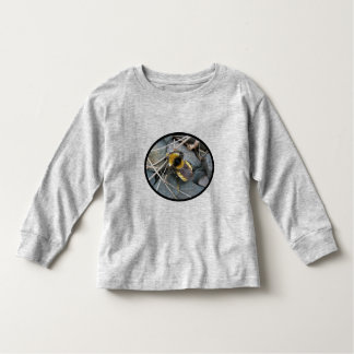 Resting Bee Childrens Sweater