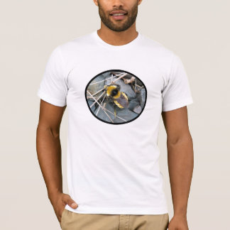 Resting Bee Mens Shirt
