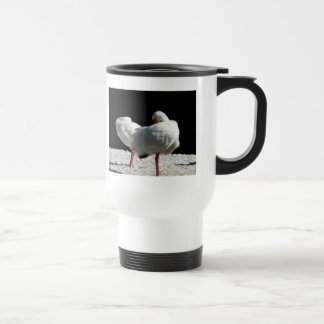 Resting Birds Coffee Mug