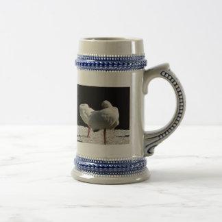 Resting Birds Mug