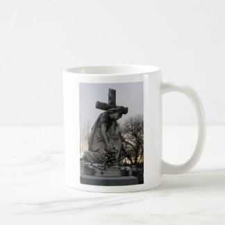 Resting By The Cross Coffee Mug
