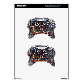 Resting cows by Istvan Nagy Xbox 360 Controller Skins