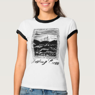 Resting Cross T-Shirt