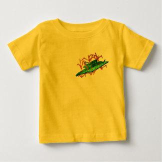Resting Grasshopper Baby T-Shirt