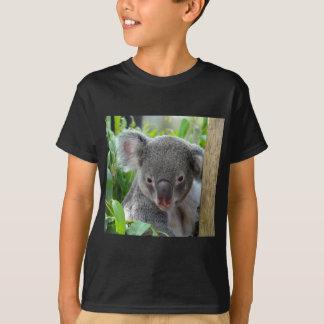 Resting, Happy Koala T-Shirt