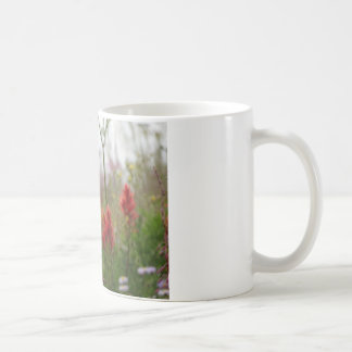 Resting Hummingbird Classic White Coffee Mug
