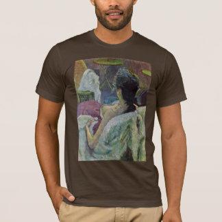 Resting Model By Toulouse-Lautrec Henri De T-Shirt