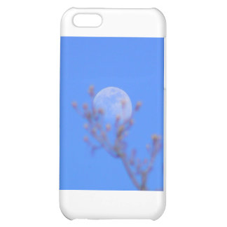 Resting Moon Tree iPhone 5C Cover